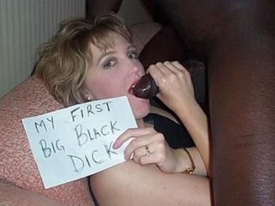 Cuckolds droom komt uit zijn vrouw krijgt haar eerste negerlul